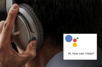 Bose lança fones de ouvido equipados com Google Assistant