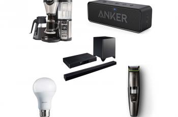 Ofertas internacionais da semana: Lâmpada LED Philips, Máquina de café Ninja e mais