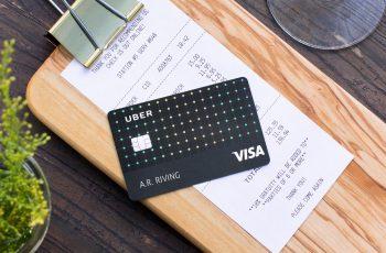 Uber lança seu próprio cartão de crédito nos EUA