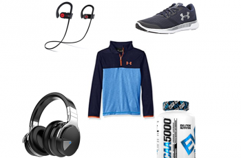 Ofertas internacionais da semana: Roupas Under Armour, headphone, BCAA e mais