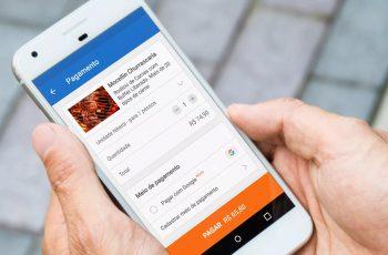 Pagar com Google: Um maneira rápida de pagar compras online no Android