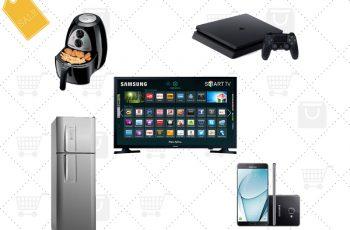 Ofertas nacionais da semana: Motorola G5, Samsung Galaxy, Chromecast, Mondial AirFryer e mais